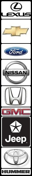 All car windshield makes Buick,Chevy,Chrysler,Dodge,Ford,Freightliner,GMC,Honda,Jeep Nissan,Subaru,Toyota,Volkswagon.